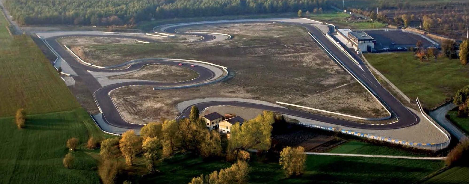 Circuito Modena : Il nuovo autodromo di modena motor web musemum