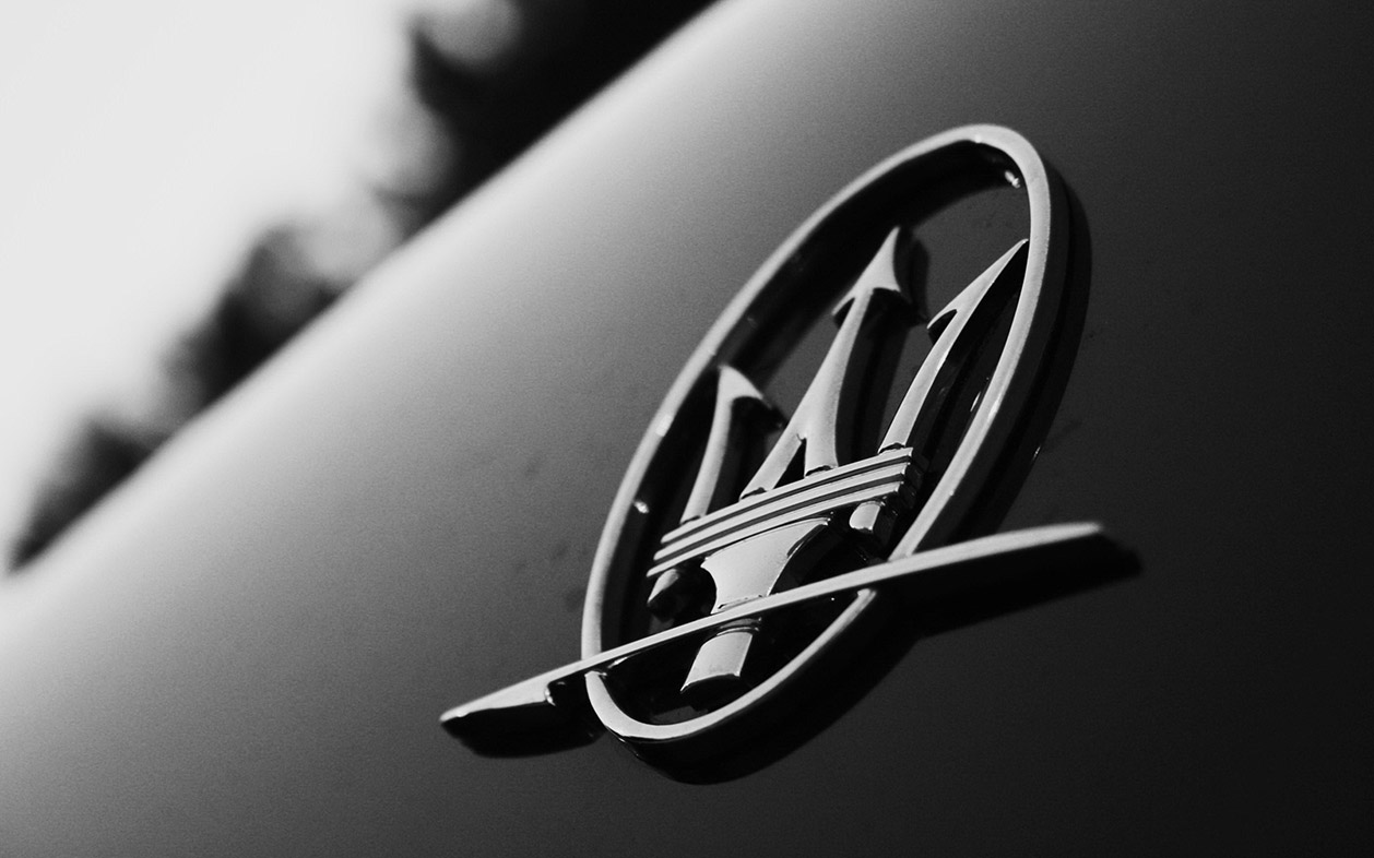 Trident Car Logo >> Maserati Moves To Modena With The Trident Brand Motor Web Musemum