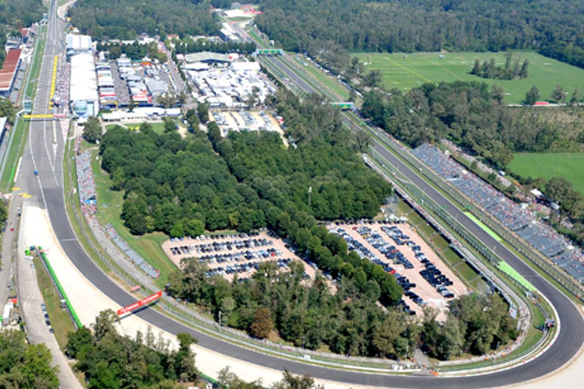 Circuito Modena : Monza motor web musemum